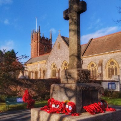 a picture of Dawlish War Memorial