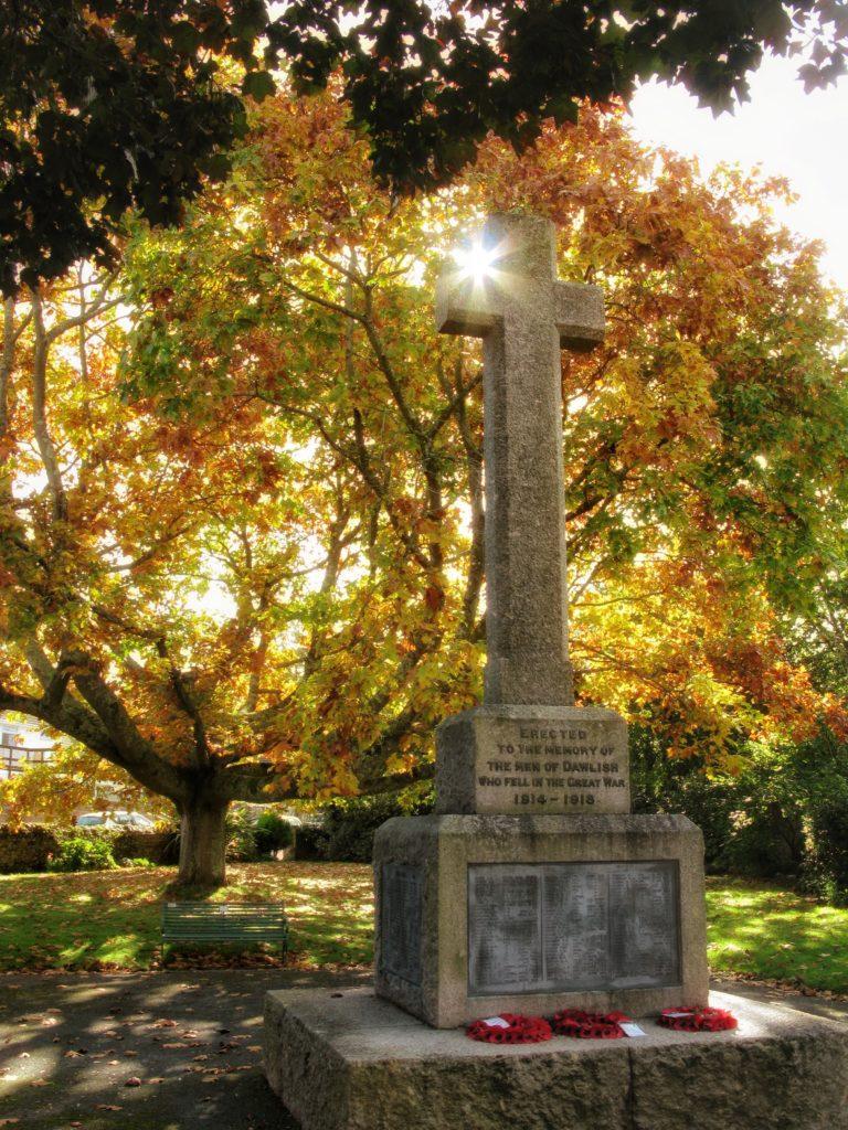 Dawlish War Memorial